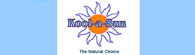 Choose KoolaSun for Complete Sun Protection